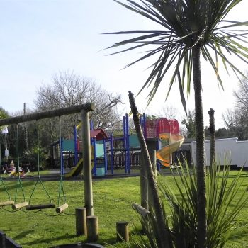 Play area at Tolroy Manor