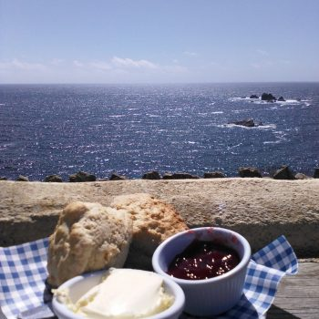 Cream Tea at the Lizard